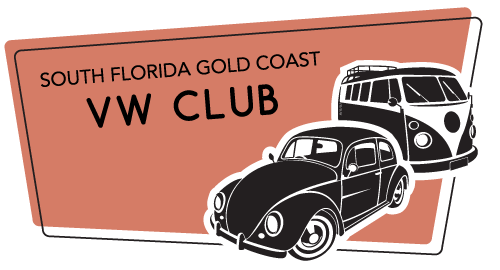 South Florida Volkswagen Club Logo