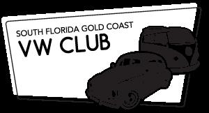 South Florida Volkswagen Club Logo